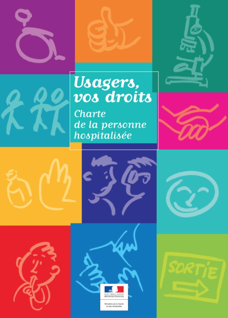 Charte de la personne hospitalisée